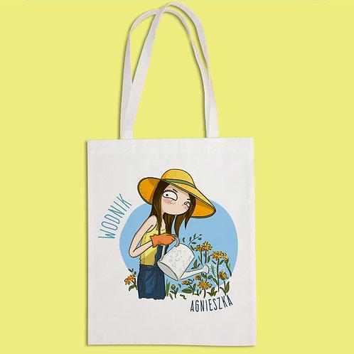 torba ekologiczna - WODNIK - seria kreskówka
