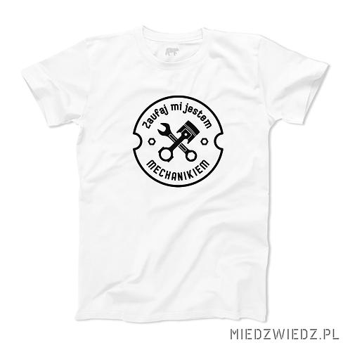 Koszulka - ZAUFAJ MECHANIKOWI