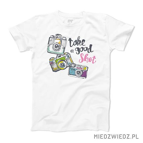 koszulka - GOOD SHOT