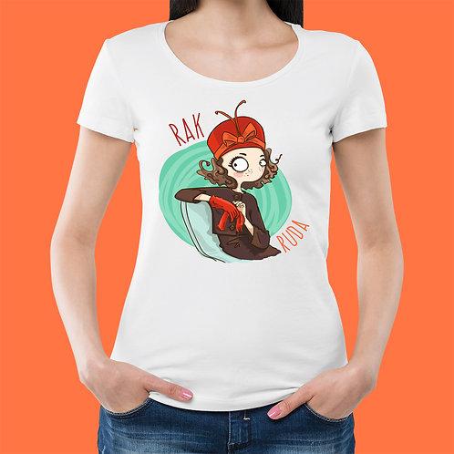 koszulka - RAK - seria kreskówka