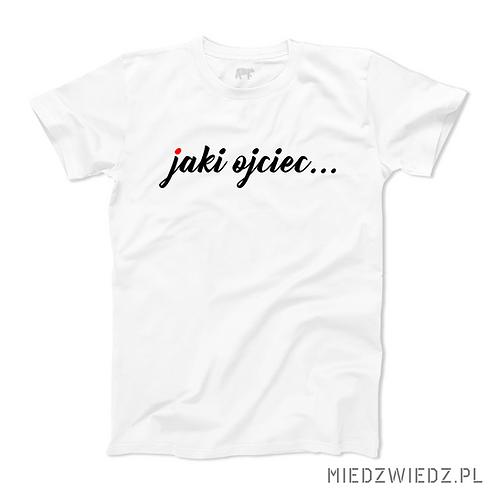 Zestaw 2 koszulek  - JAKI OJCIEC - TAKA CÓRKA