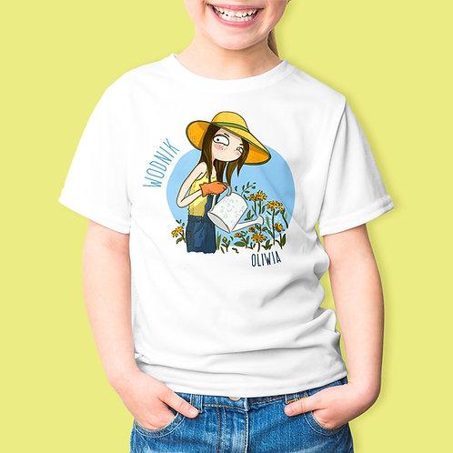 koszulka - WODNIK - seria kreskówka