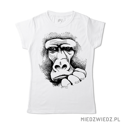 koszulka - MAŁPKA
