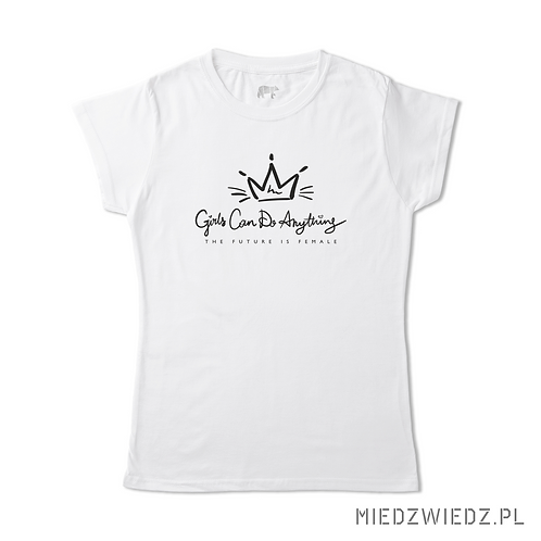 koszulka - FUTURE IS FEMALE