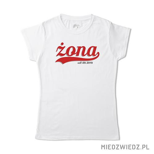 Zestaw 2 koszulek  - MĄŻ/ŻONA