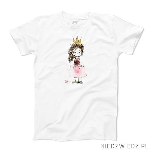 koszulka - MAŁA KSIĘŻNICZKA