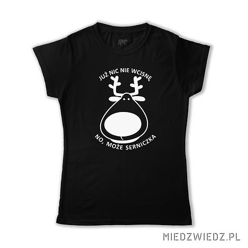 Koszulka - JUŻ NIC NIE WCISNĘ
