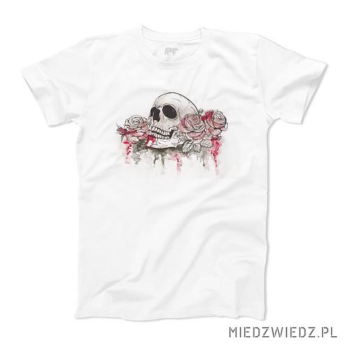 koszulka - CZASZKA