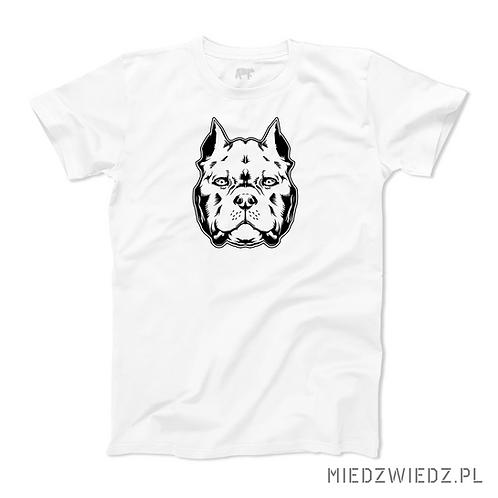 koszulka - PIES PIT BULL
