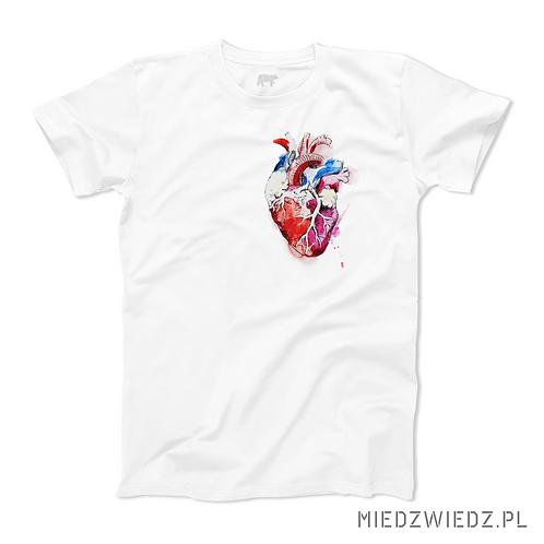 koszulka - SERCE