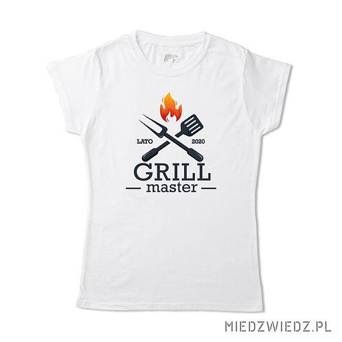 koszulka - GRILL MASTER