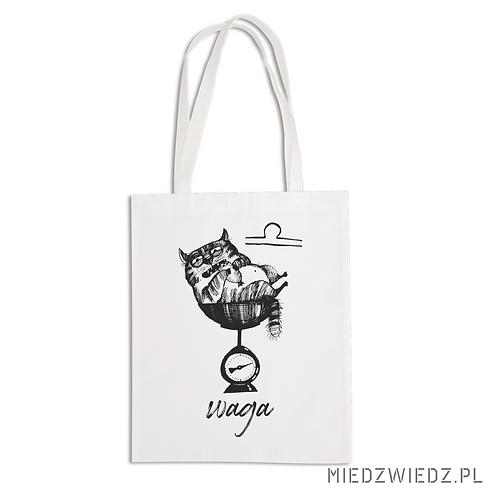 torba ekologiczna - WAGA - seria kot