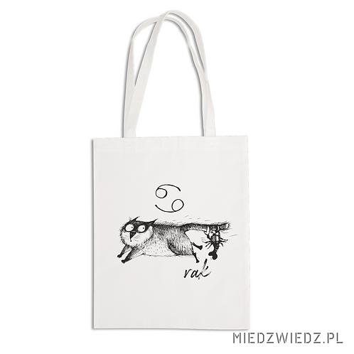 torba ekologiczna - RAK - seria kot