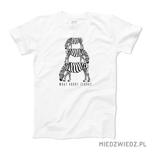 koszulka - ZEBRY