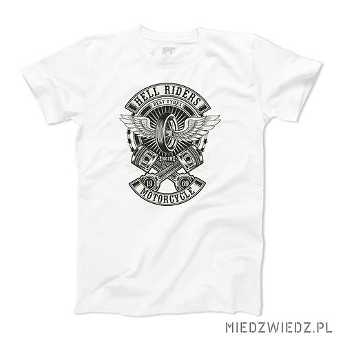 koszulka - HELL RIDERS