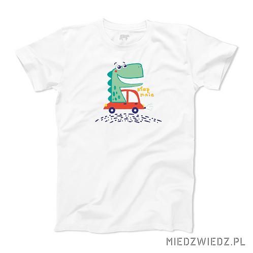 koszulka - DINO - ZŁAP MNIE