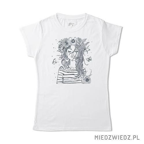 koszulka - DZIEWCZYNA