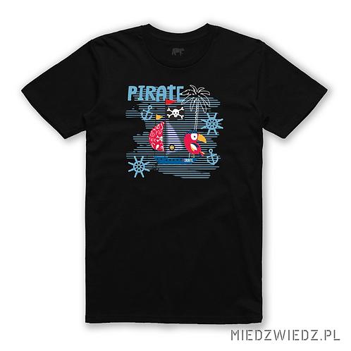 koszulka - PIRAT PARROT
