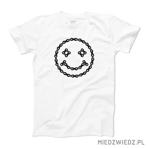 koszulka - UŚMIECH