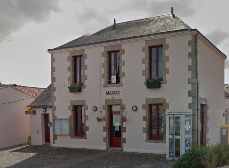 Mairie de Froidfond
