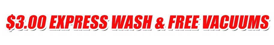 Classic Car Wash is the premier car wash in the Cranston area with Express Washes starting at just $3.00 with Free Vacuums! Also, be sure to check out our Unlimited Wash Club Today • (401) 944-9860