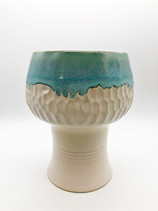 Bowl Planter with Base #2