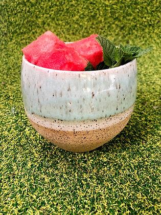 Speckled Mint Fruit Bowl
