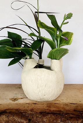 Sequestered Heart Vase