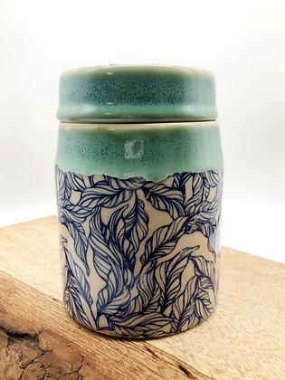 Leaf Jar