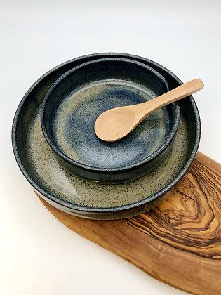 Drizzle Sauce Dish Set
