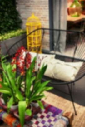 Gartenstuhl