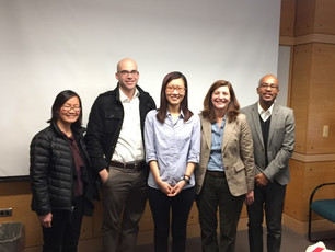 Congratulations to Dr. Jocelyn Wang for defending her thesis!