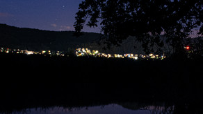 Light Pollution in Canton Aargau