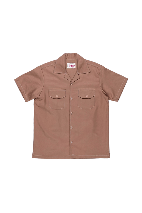 Camisa Worker Caramelo
