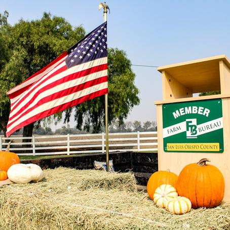 Fresh and Fruitful Fun: San Luis Obispo Farm Bureau Facebook