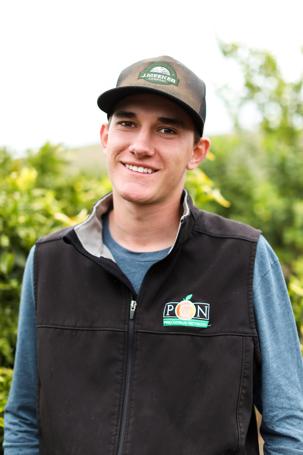 a photo of Trent the farmer feature