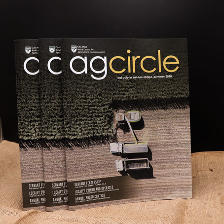 Be a Contributor to AgCircle Magazine!