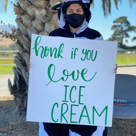 Cal Poly Creamery Ice Cream Drive-Thru