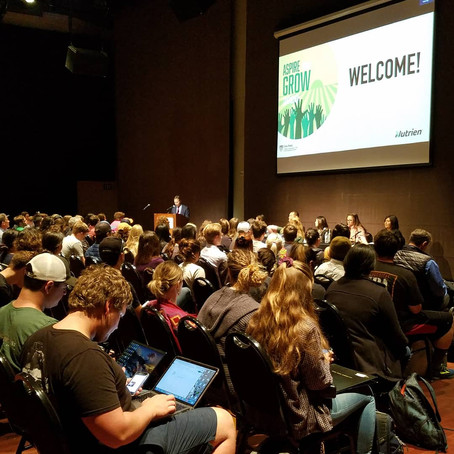 Second Annual Aspire to Grow Conference