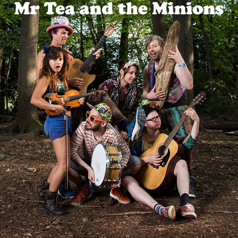 Mr Tea & the Minions