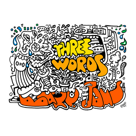 Bare Jams/Three Words