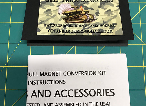 Tank Hull Magnet Conversion Kit
