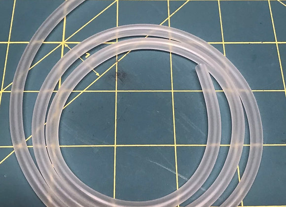 Silicone Exhaust and Barrel Smoke Tubing 3' or 6'