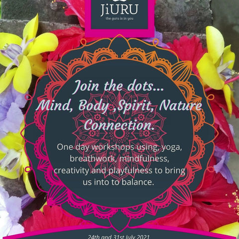 Join the dots.. Mind, Body & Spirit