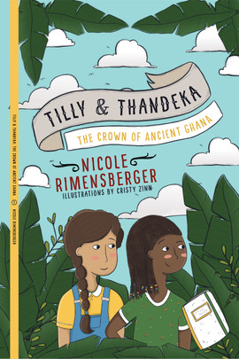 Tilly and Thandeka