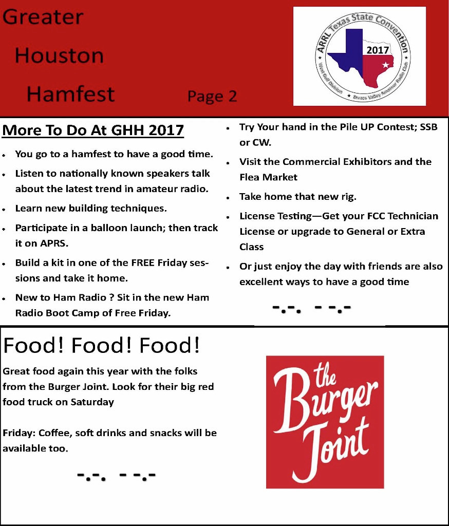 Description of events at GHH 2017, Page 2