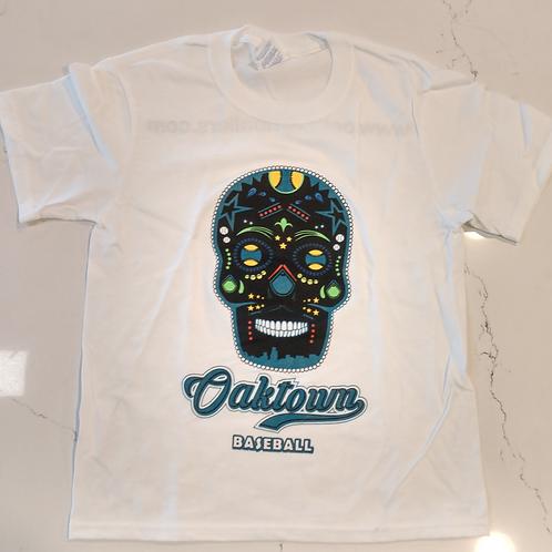 Youth Oaktown Ballers Baseball T-Shirt