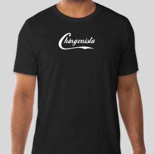 Chingonista Men's shirt.