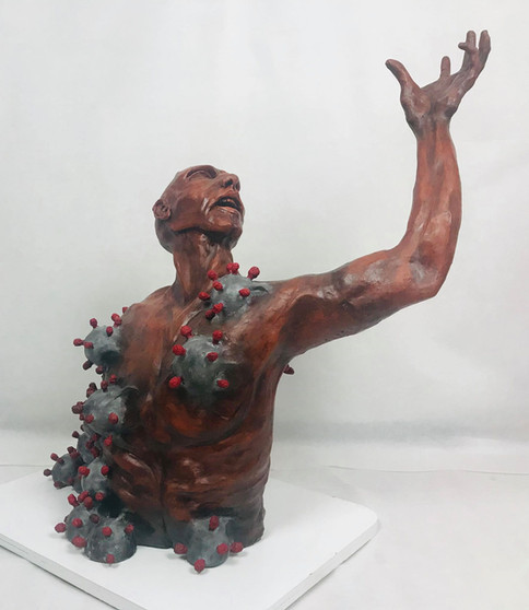 Andrew Fitzimmons, the last gasp