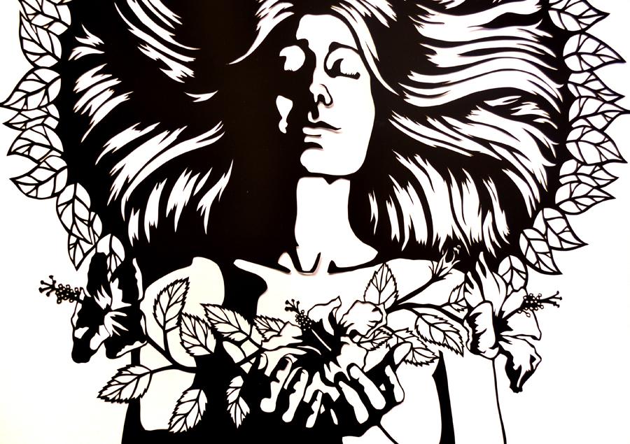 Hibiscus: Delicate Beauty